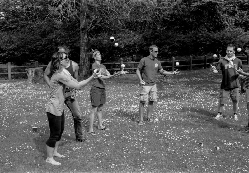 Summer Camp on Film
