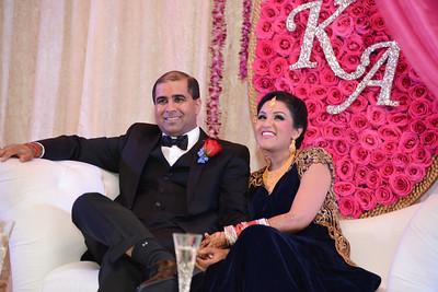 Anu & Kriti's Reception