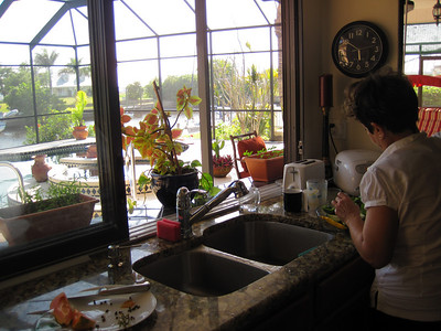 2010 -Jonny and Mom's vacation in Orlando