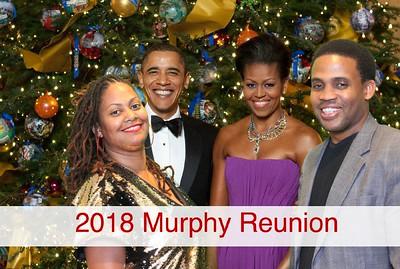 Murphy Family Reunion 2018