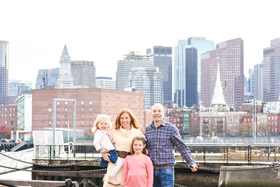 Family Together at the Navy Yard
