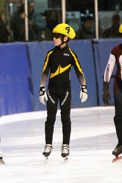 Patinage de vitesse masculin / Boys speed skating