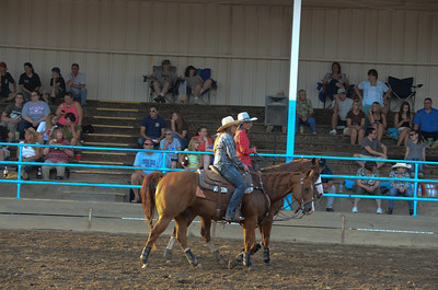 Mountain Springs Rodeo; June 2014