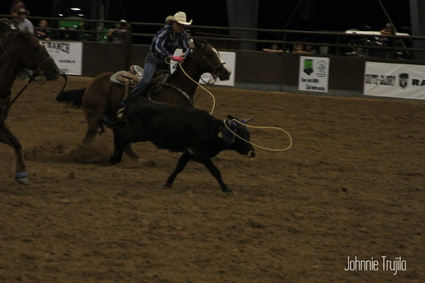 2018 PRCA Rodeo Team Roping