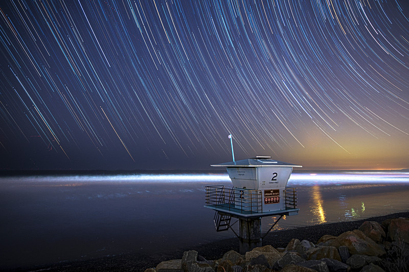 Starry Sea.