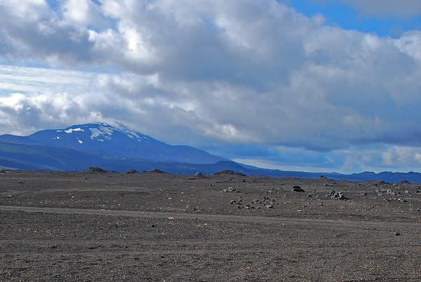 Strútsstígur: Reykjavík - Hólaskjól