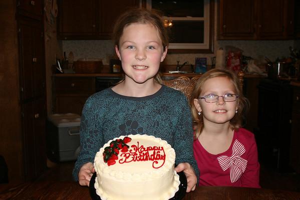 Leah Birthdays