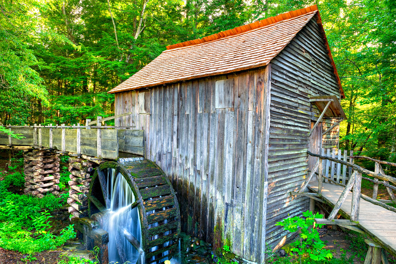 937 Grist Mill
