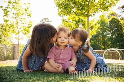 Annabella, Amelia, & Jackson