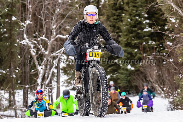 1st Tour of Anchorage Fat Bike