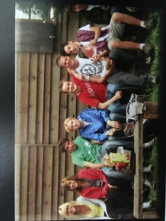 Camp jeunesse 2009