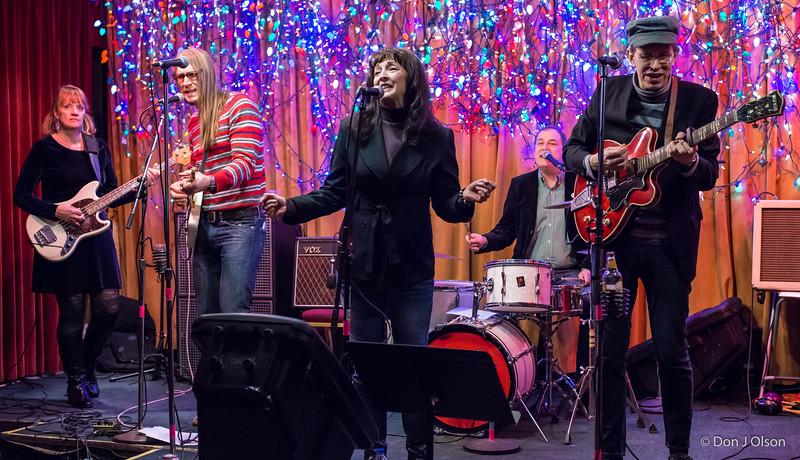 Jackie Rey and KK Band--Kinda Kinky & Friends Holiday Shindig V!!!-Eagles 34