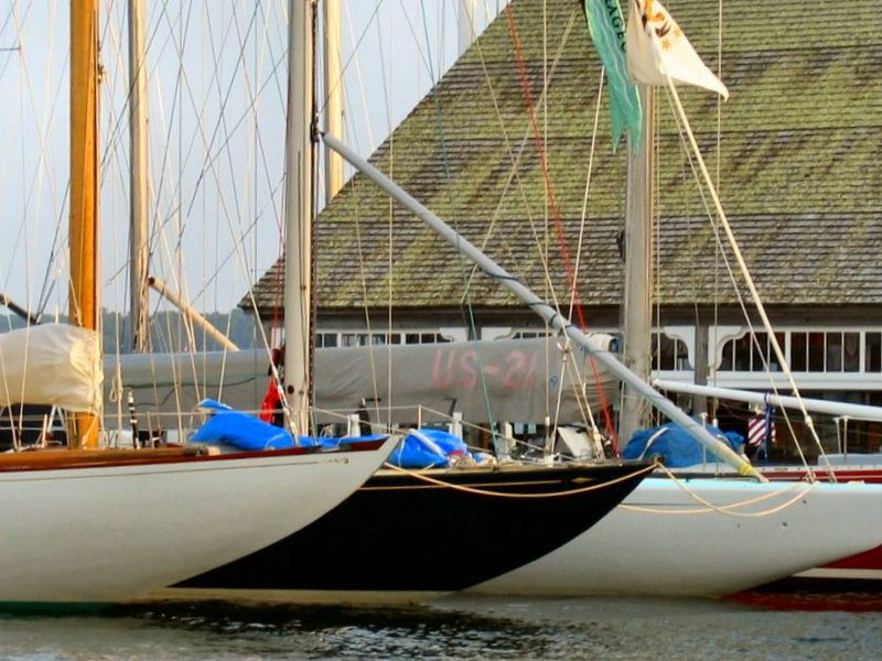 12 Metre Sailboats
