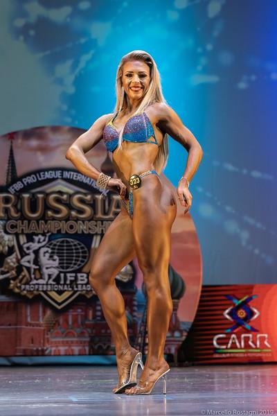 3rd Place 323 Илона Менькова