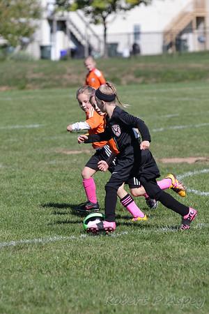 Addyson's Soccer games