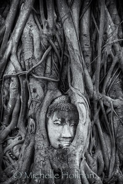 Wat Maha That, Ayutthaya, Thailand
