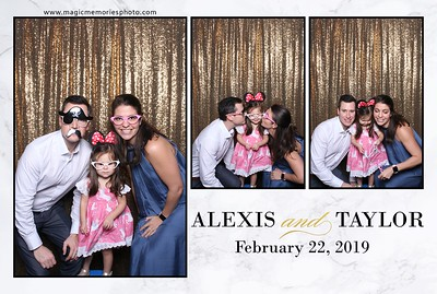 Alexis & Taylor