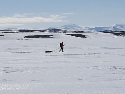 Nýliðar 1 í gönguskíðaferð 7.-8. apríl