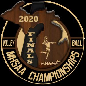 2021 0116 MHSAA Volleyball Finals
