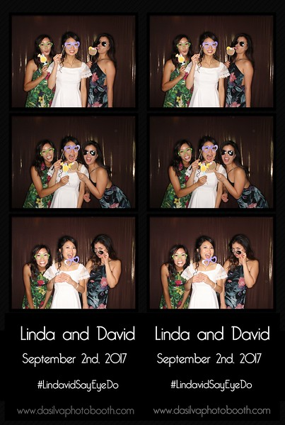 Linda & David's Wedding