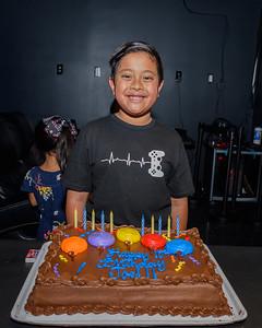 Joel's 10th Birthday Celebration