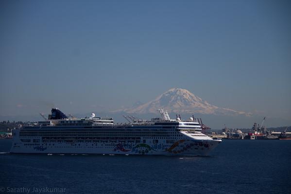 Alaskan Cruise 2016