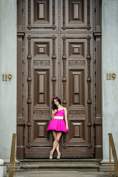 Beauty shots of Olga from Stéphane Lemieux Photography - Photographe professionnel de mode et mariage à Montréal