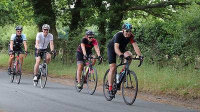 Suffolk Villages Charity Bike Ride Sunday 25th June 2017