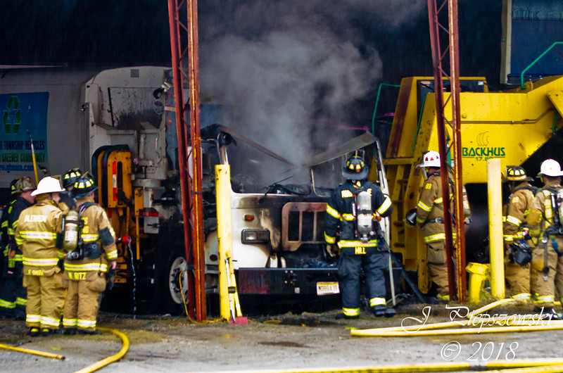 2-7-2018 (Camden County) GLOUCESTER TWP. - 71 Landing Rd., Gloucester Twp. MUA - Vehicle