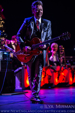 Brian Setzer Orchestra at Foxwoods Casino - CT