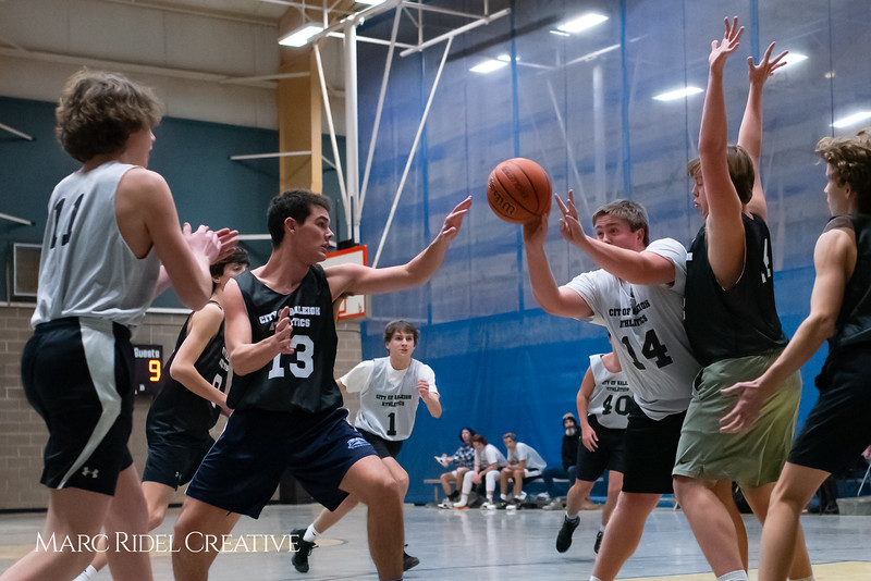 City League Basketball. January 22, 2019. 750_5765