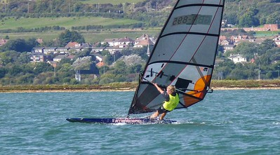 Round the Island Race for Windsurfers, SUP and canoes