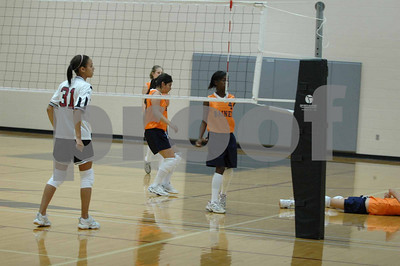 FSMS Volleyball 2007-2008