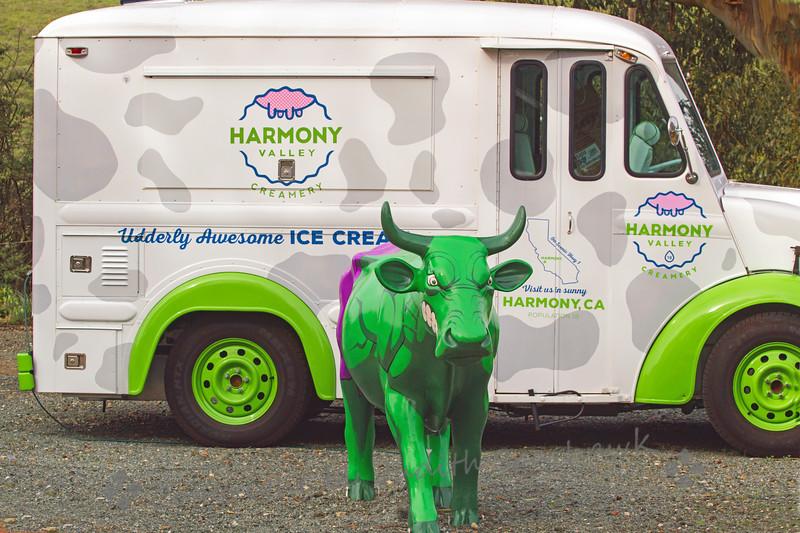 Udderly Awsome Ice Cream