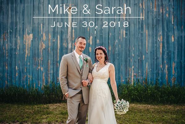 Mike & Sarah