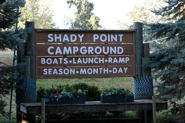 Shady Point Dance 2008