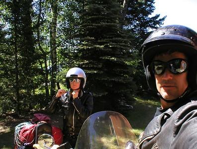 Sturgis Motorcycle Ralley 05'- Ride Report