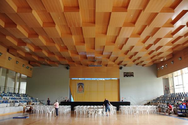 2012-Fall in Spain, Preparations