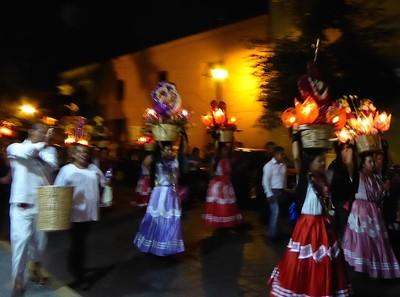 Calles de Oaxaca: Calendas, Danzas, Fiestas