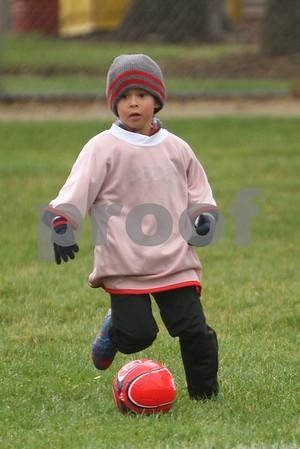 10/18/14 Barrington Soccer