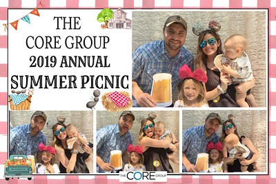 The Core Group 2019 Annual Summer Picnic