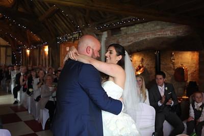 2015 4th April 2015 Gemma & Luke Nutly barn