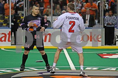 4/24/2010 - Boston Blazers vs. Buffalo Bandits - HSBC Arena, Buffalo, NY