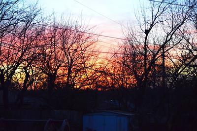 2014-01-06 - Sunset