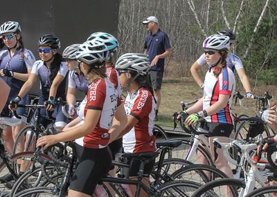 Cycling at Gould Hill Climb | April 29