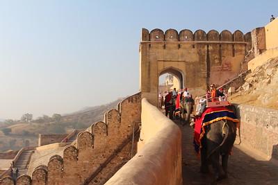Jaipur, India (January 2016)
