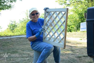 Katie Shepard Volunteers PHSB 2012