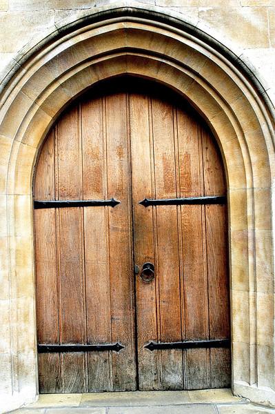 Templar Door