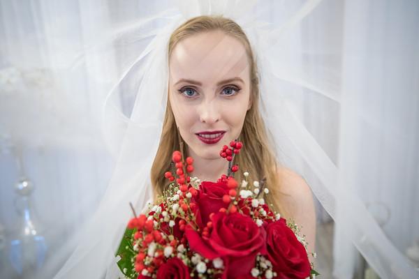 Miles & Larissa Get Married