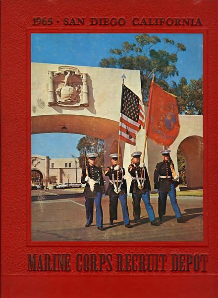 PLATOON 189 MCRD  San Diego 1965